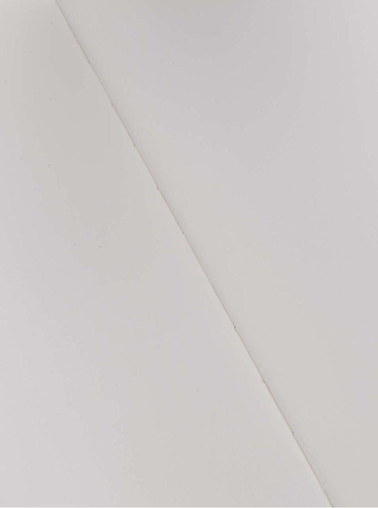 Modrý zápisník s okrajem ve zlaté barvě Mishmash A5