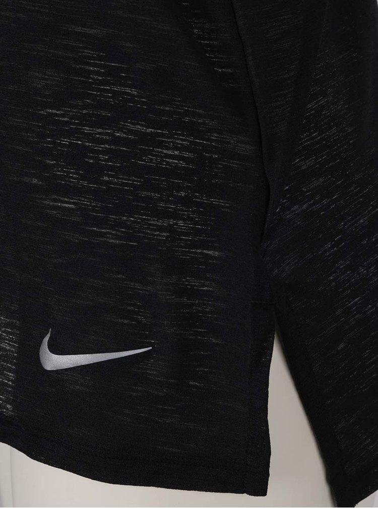Černé dámské funkční tílko Nike