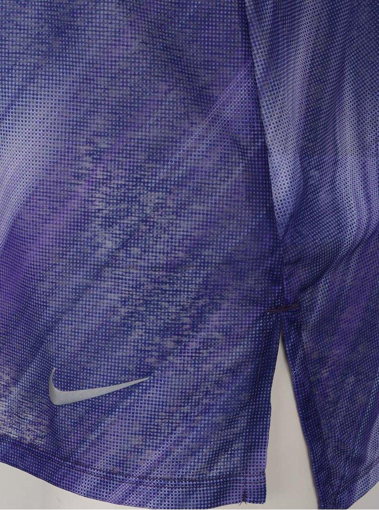 Tricou mov Nike cu imprimeu