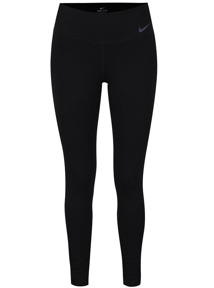 Černé dámské funkční legíny Nike