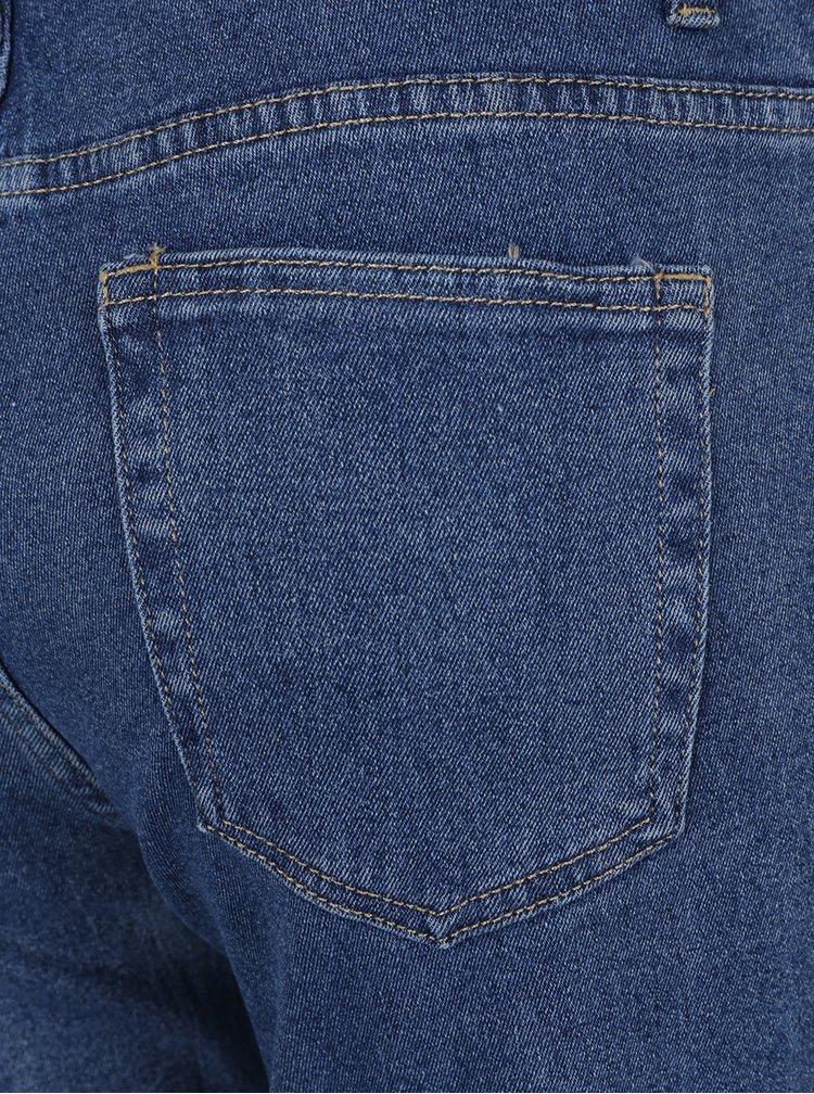 Modré mom džíny s vysokým pasem Haily´s Mom