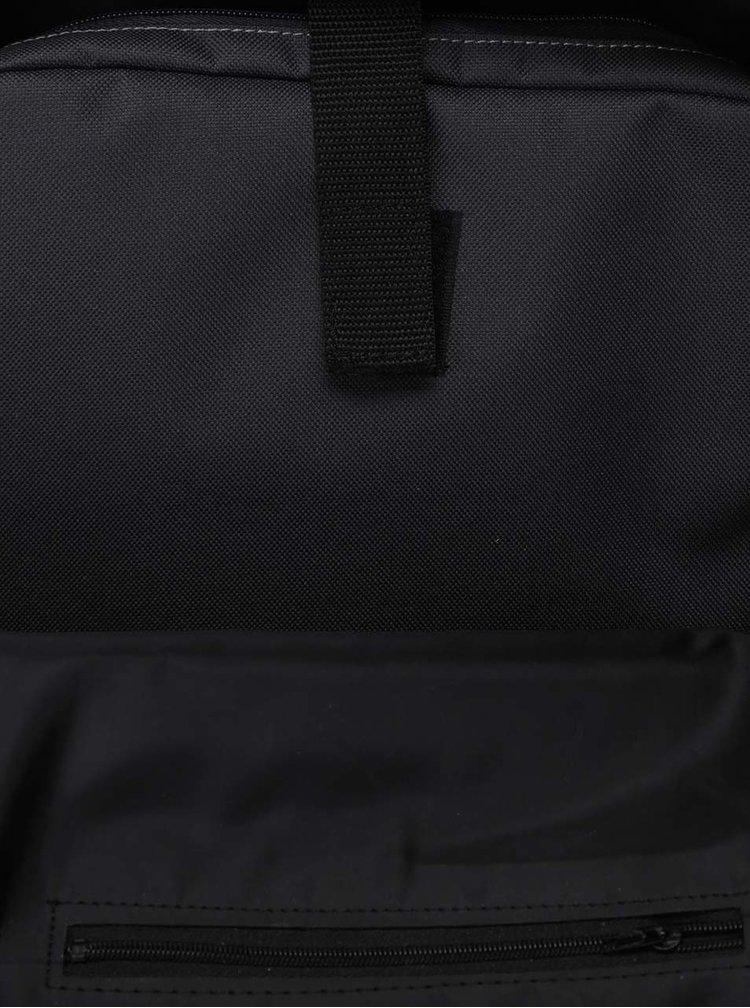 Ghiozdan negru pentru laptop Solier