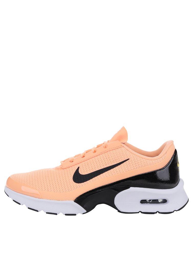 Pantofi sport portocalii Nike Air Max Jewell cu detalii în contrast