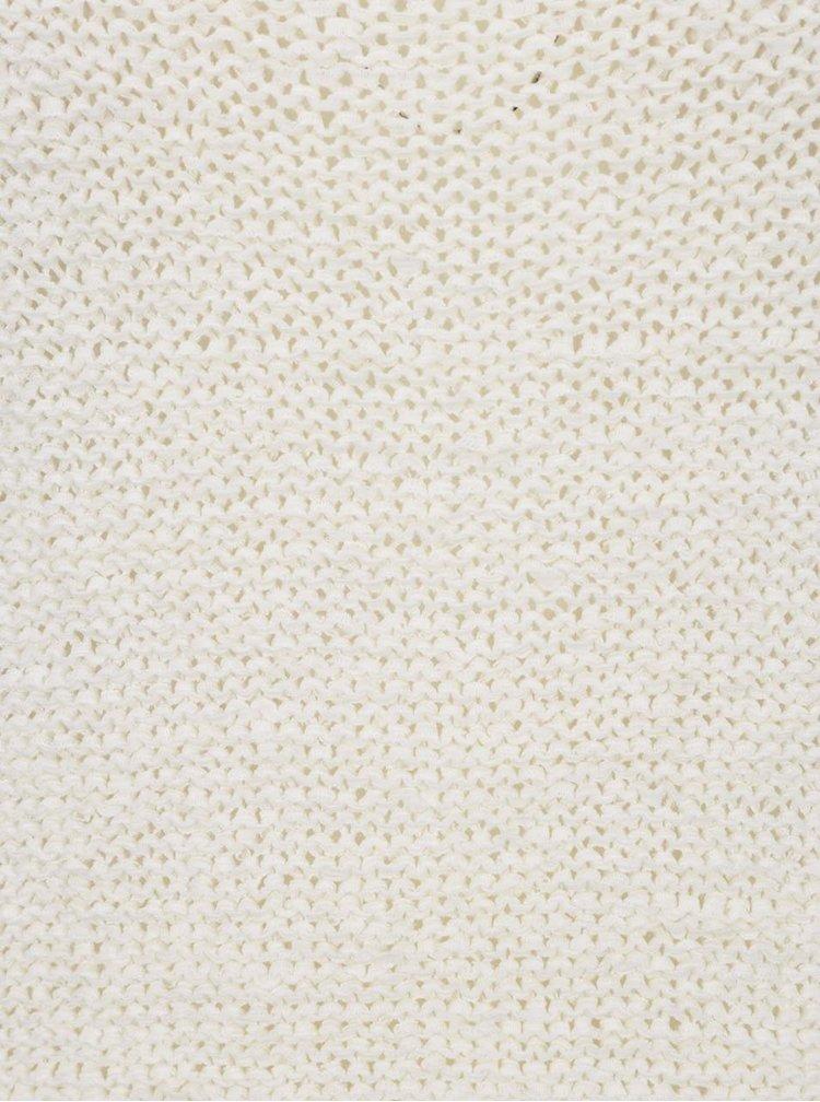 Pulover Charity alb de la VERO MODA