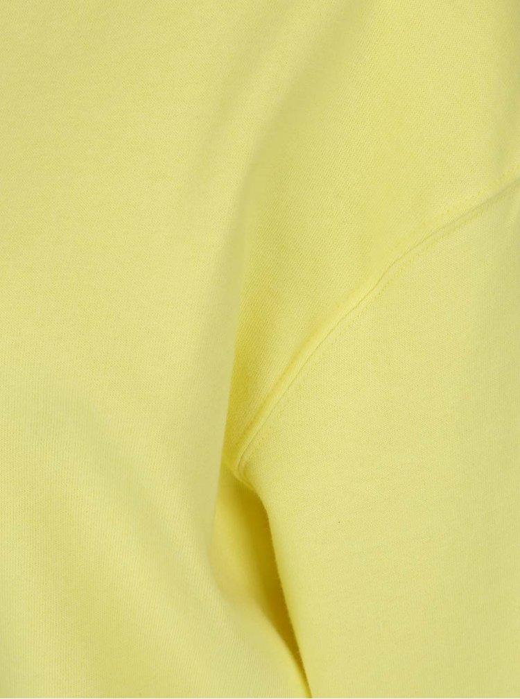 Bluza galbena Miss Selfridge cu maneci lungi