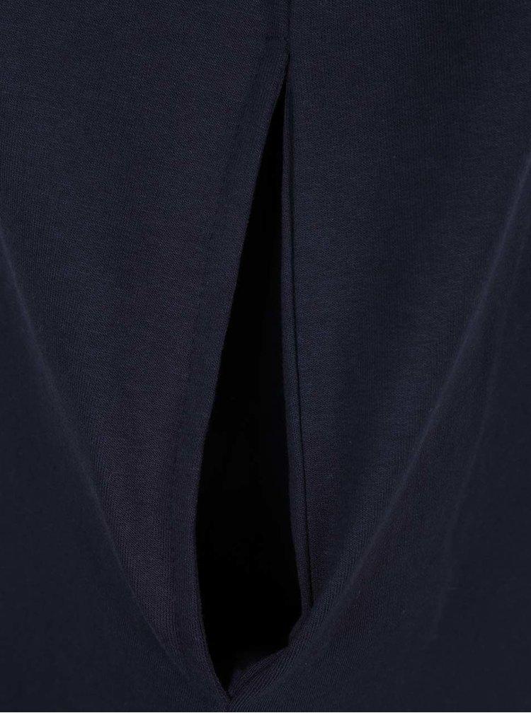 Rochie albastru inchis Jacqueline de Yong Sally cu buzunare