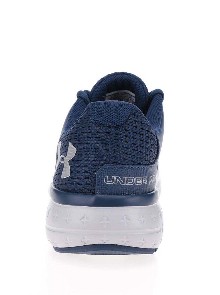 Pantofi sport albastri Under Armour UA Micro G Fuel RN pentru barbati
