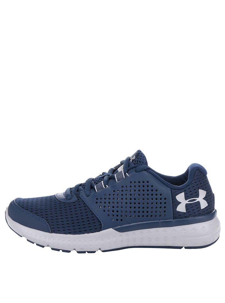 Pantofi sport albaștri Under Armour UA Micro G Fuel RN pentru bărbați
