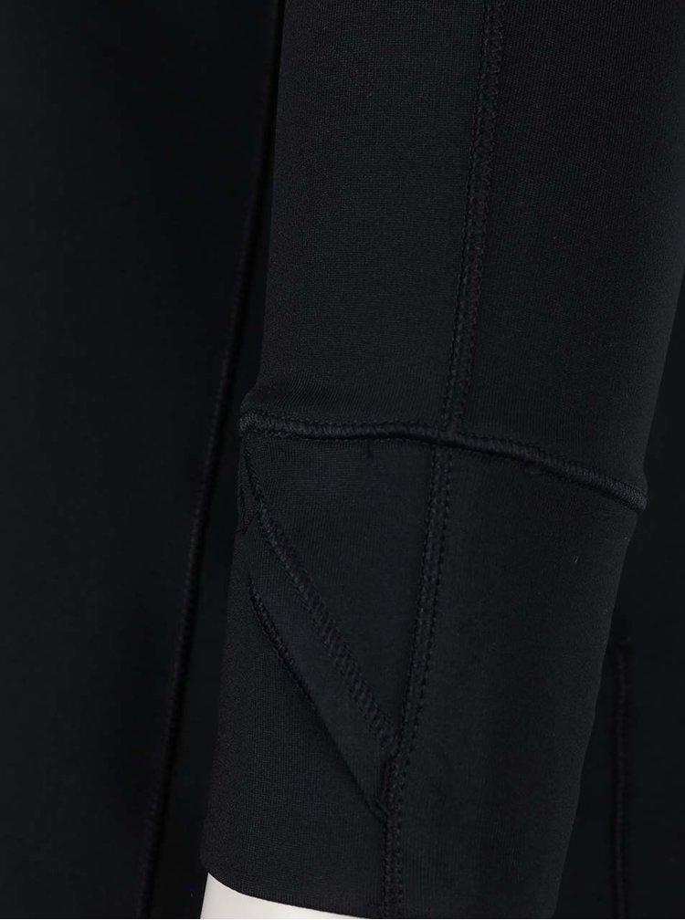 Černá dámská funkční mikina Under Armour Coldgear