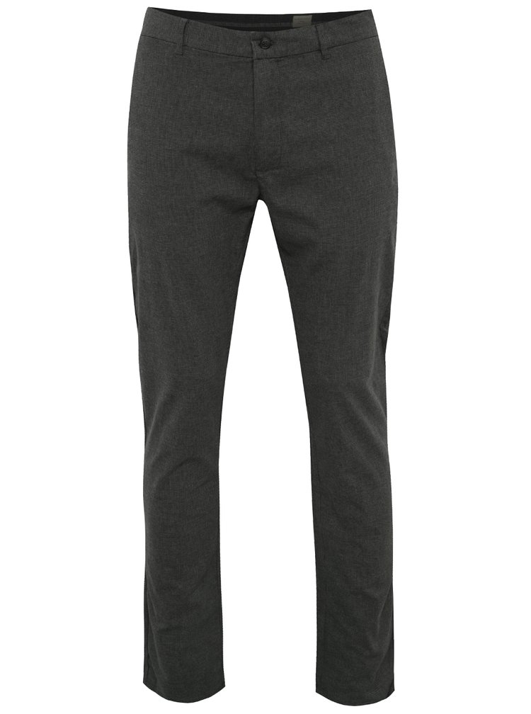 Pantaloni chino gri Selected Homme Sigurd