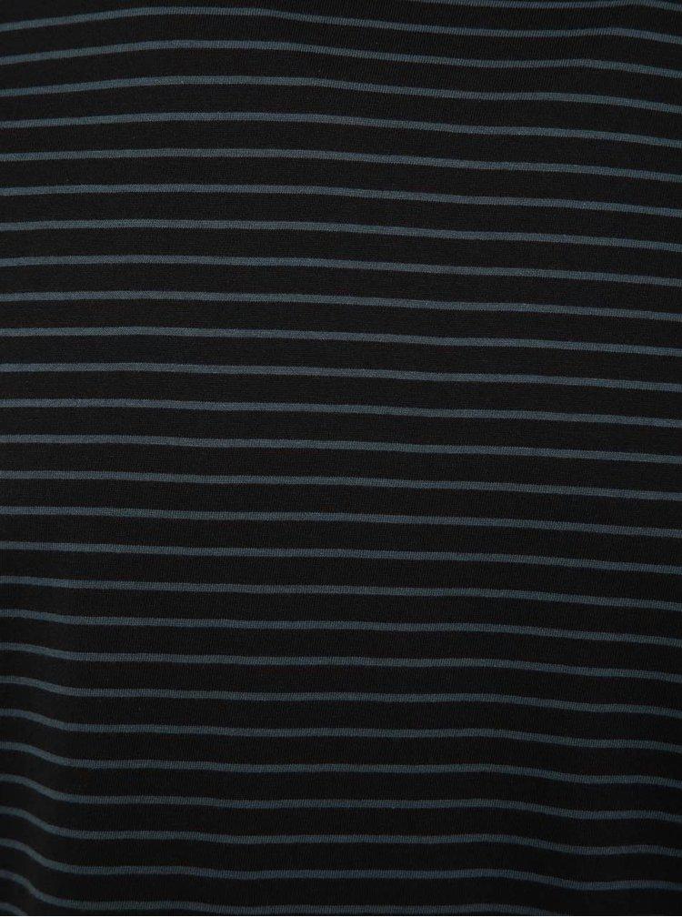 Tricou albastru&negru ONLY & SONS Albert Stripe
