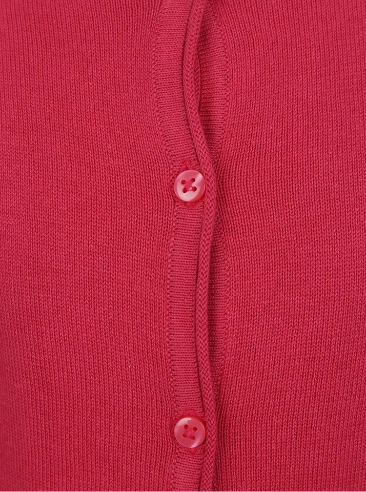Růžový holčičí cardigan name it Vaminica