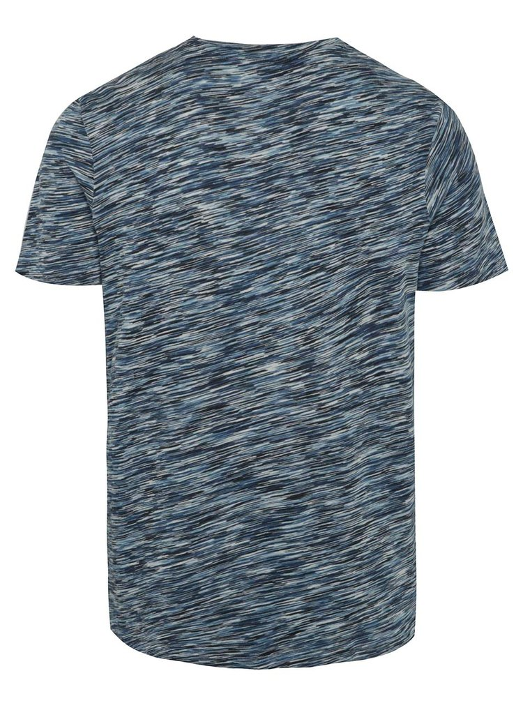 Tricou bluemarin melanj Jack & Jones Hollywood