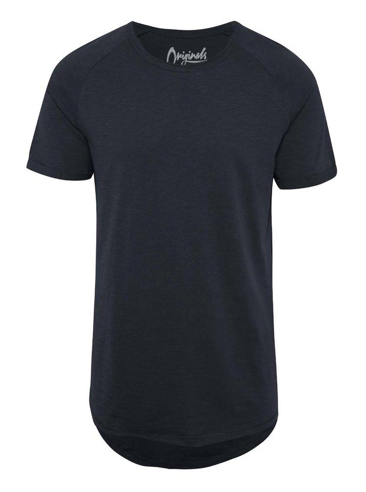 Tmavě modré tričko Jack & Jones Southern