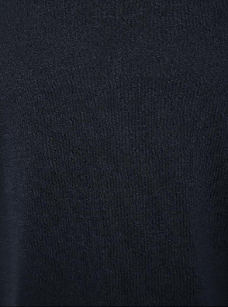 Tricou bleumarin Jack & Jones Southern