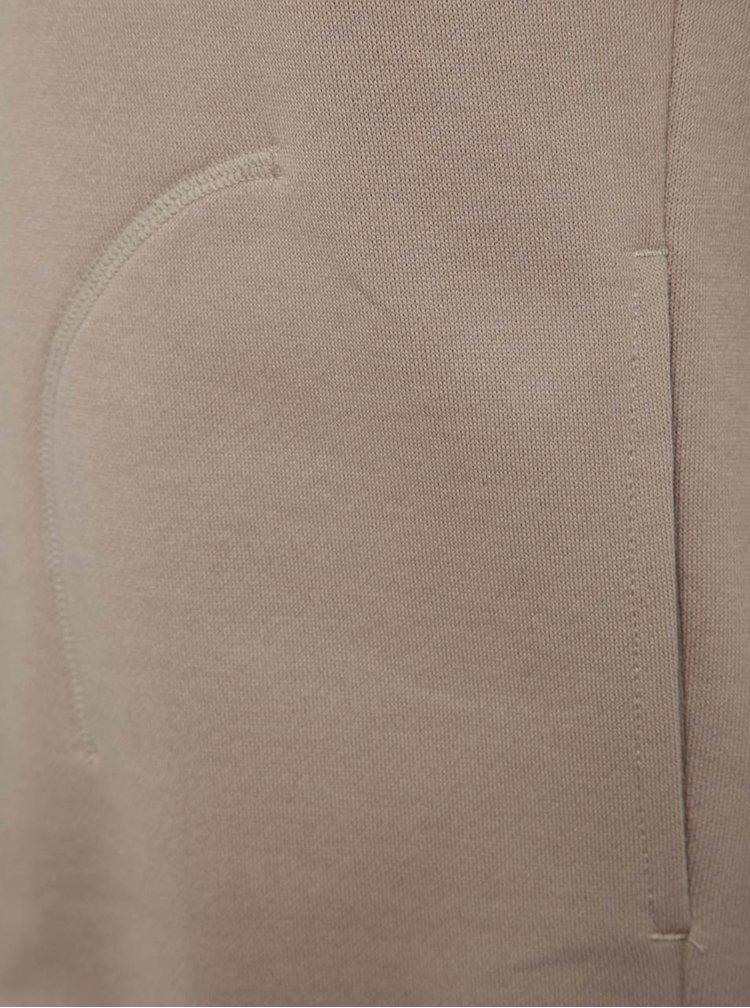 Béžová pánská mikina s reflexním prvkem adidas Originals XBYO