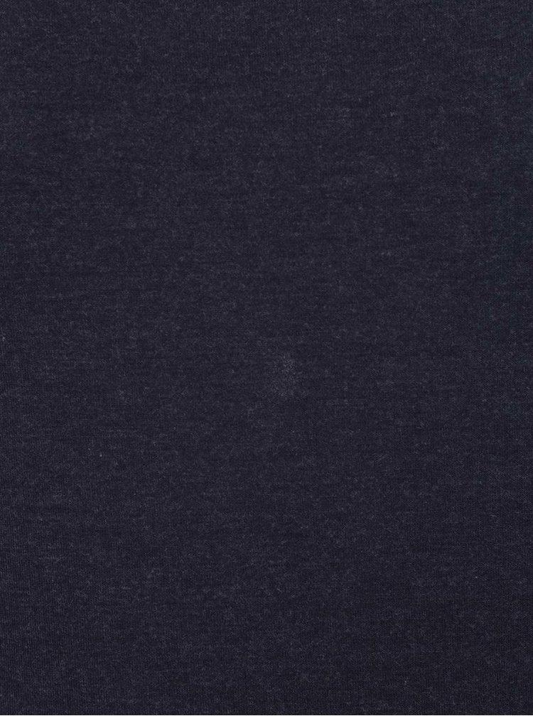Tmavě modré basic šaty bez rukávů ONLY Moster