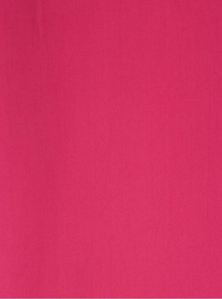 Tmavě růžové tílko VERO MODA Bestever