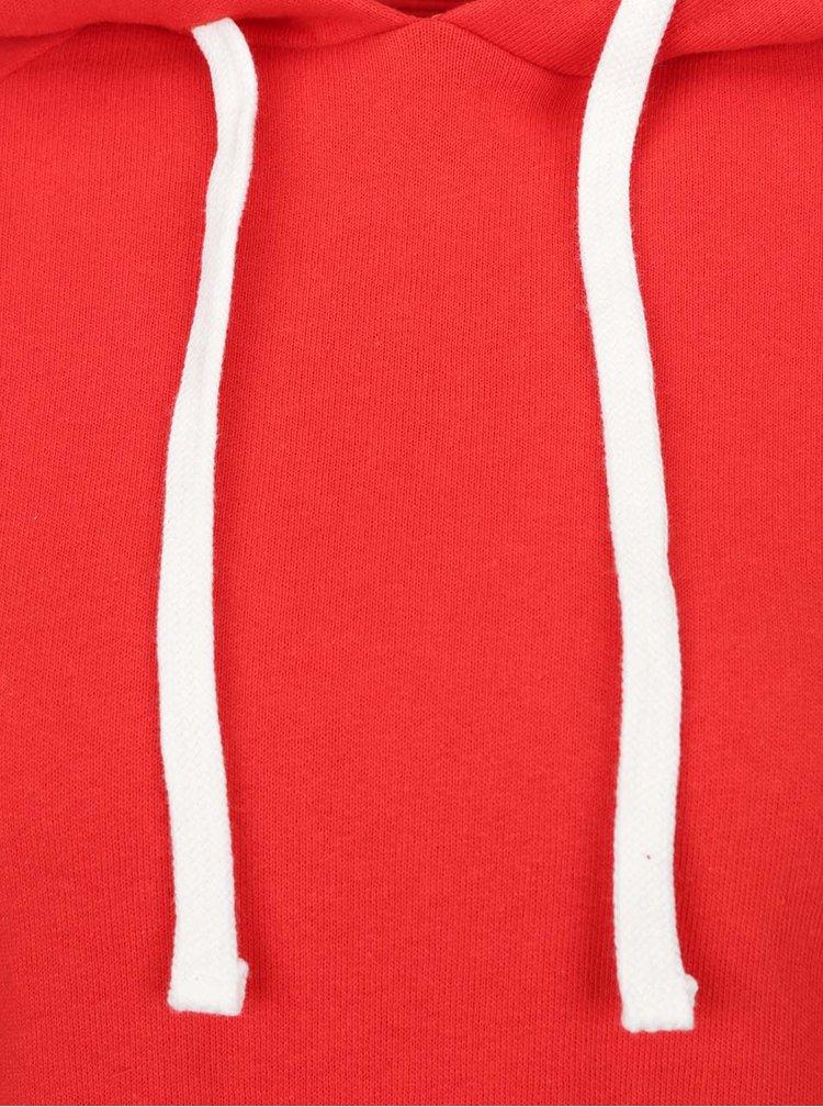 Hanorac roșu Noisy May Per