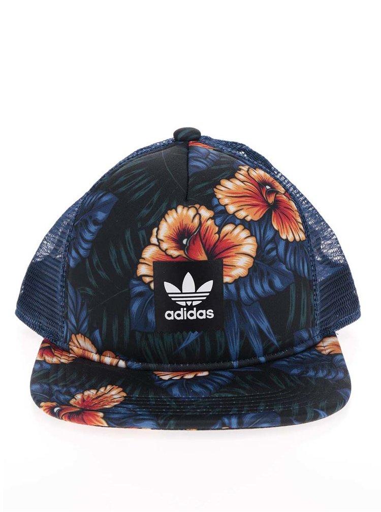 Șapca cu motive florale adidas Originals