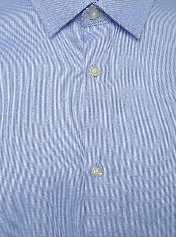 Modrá formální slim fit košile Selected Homme One New