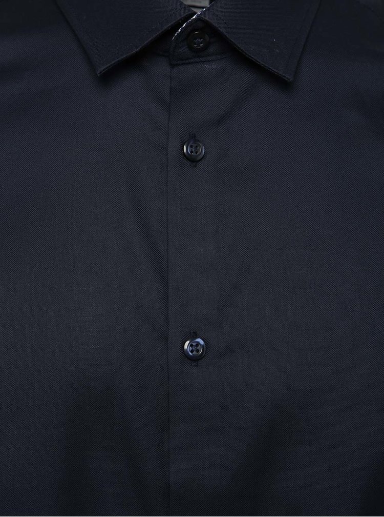 Camasa albastra slim fit Selectd Homme One New