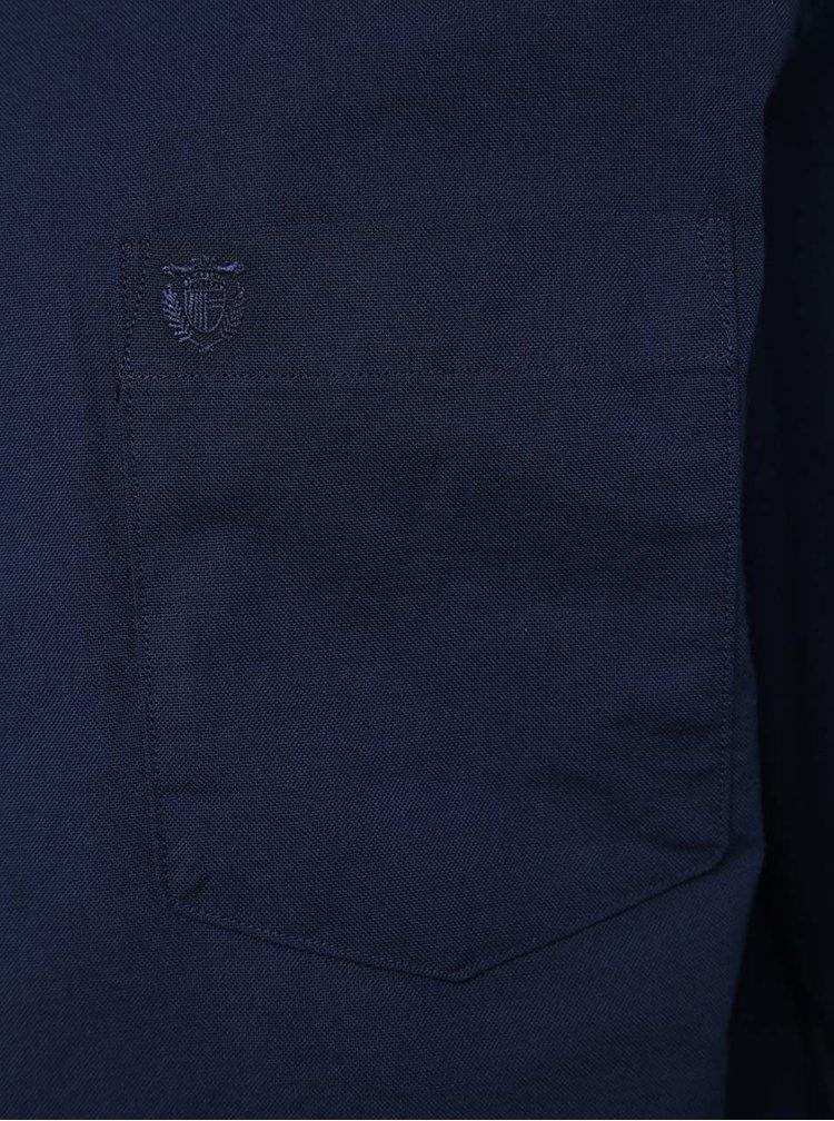 Tmavě modrá košile s dlouhým rukávem Selected Homme Collect
