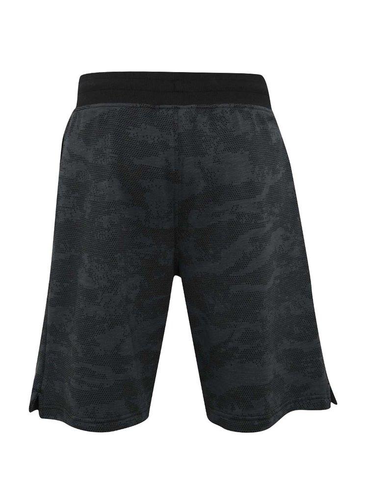 Pantaloni scurți sport Under Armour SS Camo Fleece Short pentru bărbați