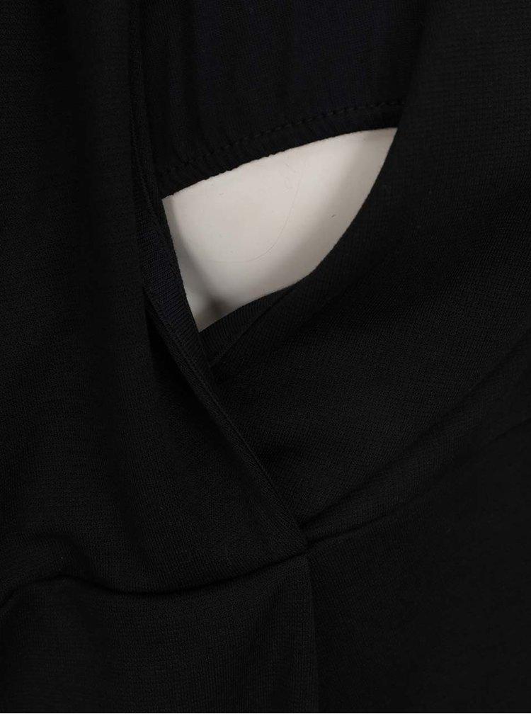 Rochie neagră pentru gravide Mama.licious Yolana