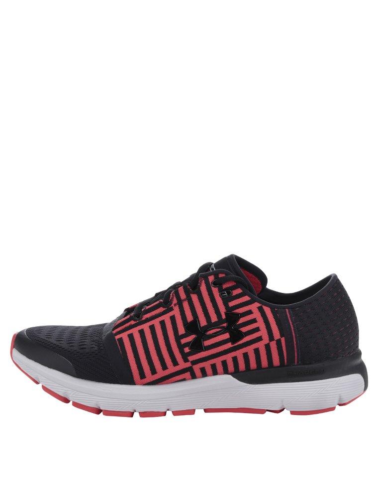 Pantofi sport roșu&negru Under Armour UA Speedform Gemini 3 pentru bărbați