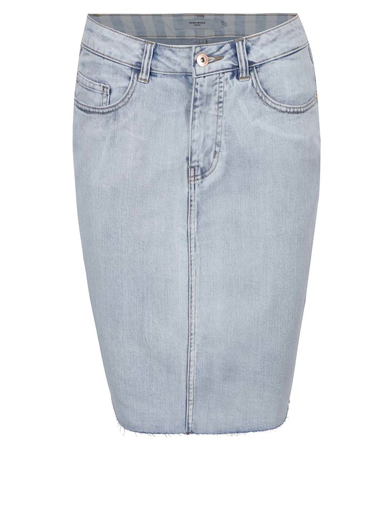 Fusta din denim VERO MODA Nine