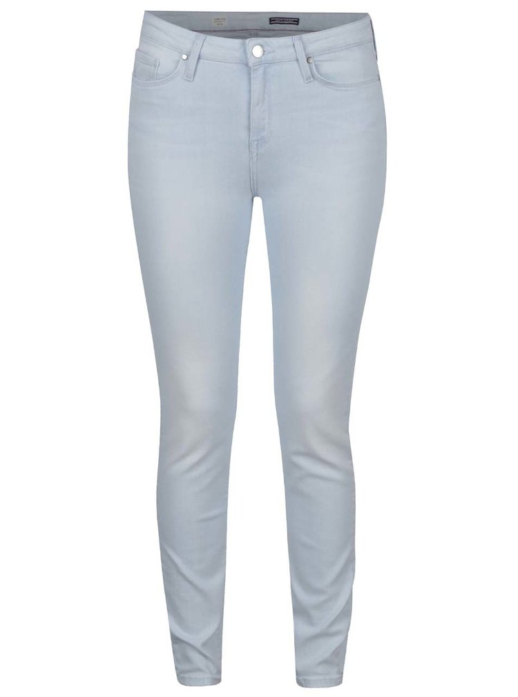 Světle modré dámské džíny Tommy Hilfiger