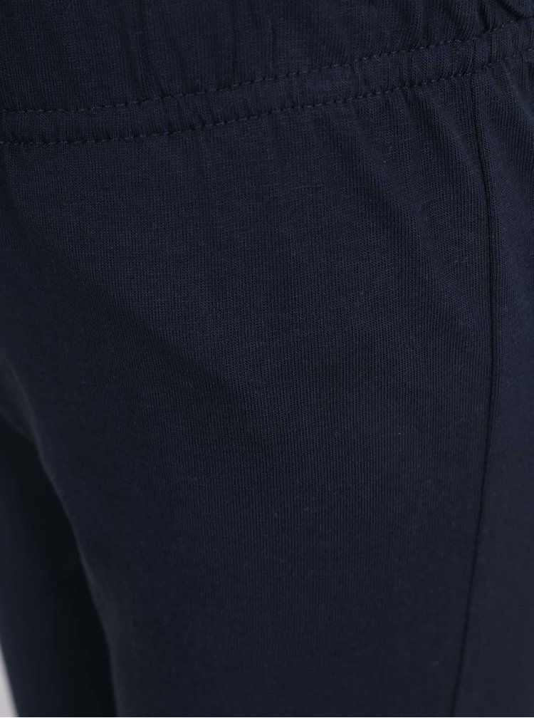 Bílo-modré klučičí vzorované pyžamo name it Night
