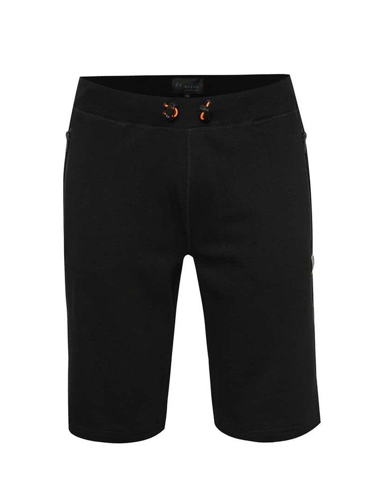 Pantaloni scurti sport Blend negri
