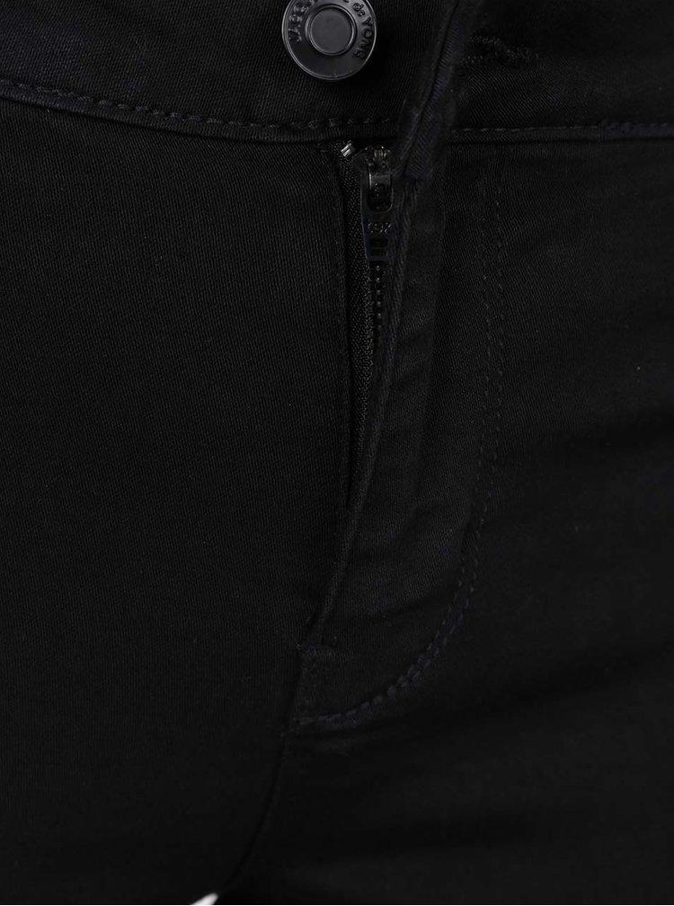 Černé skinny džíny Jacqueline de Yong