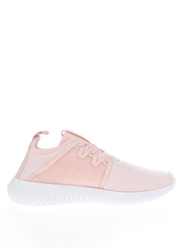 Pantofi sport roz adidas Originals Tubular