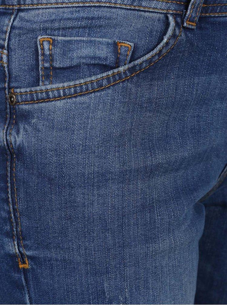 Modré dámské regular fit džíny s.Oliver