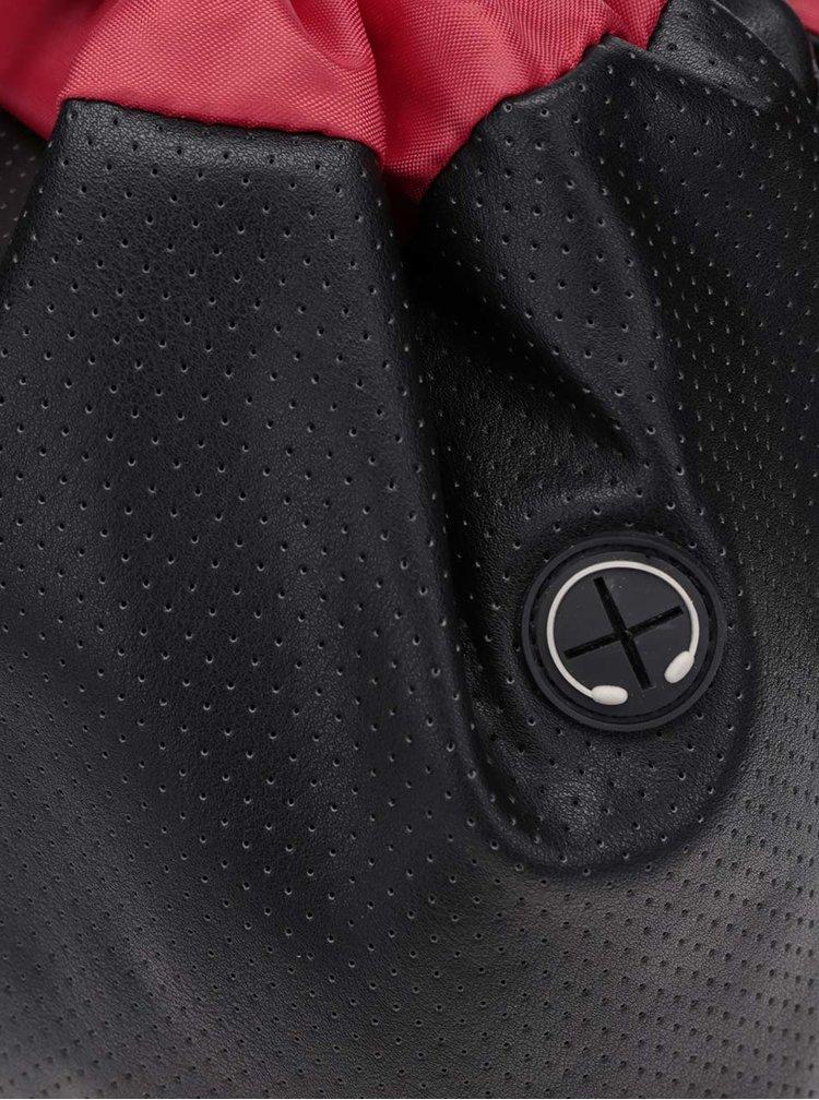 Černý unisex batoh Spiral Tribeca 20 l