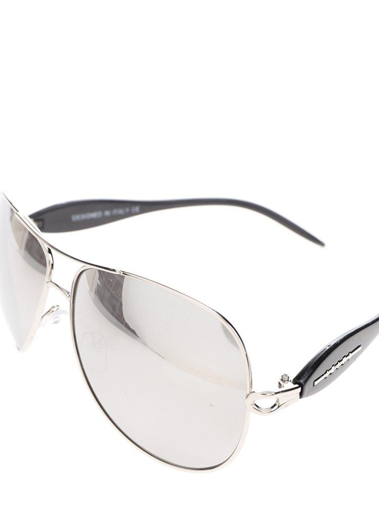 Ochelari de soare negri Haily's Ibiza