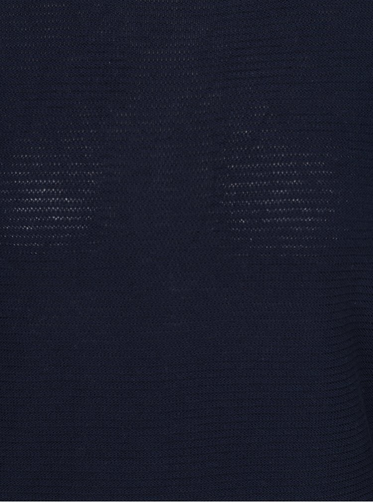 Bluza bleumarin din tricot VERO MODA Nice