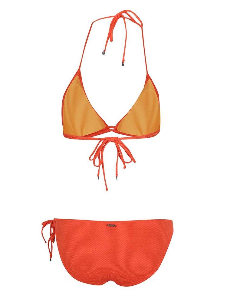Costum de baie portocaliu Bench