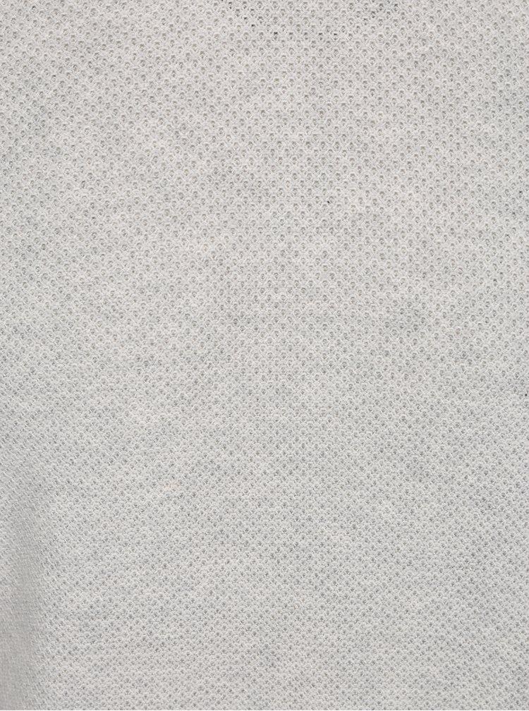 Světle šedý svetr ONLY & SONS Gason