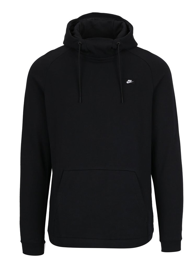 Hanorac negru Nike Modern