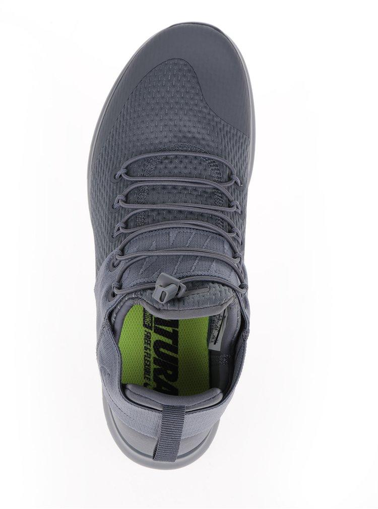 Šedé pánské tenisky Nike Free RN Commuter