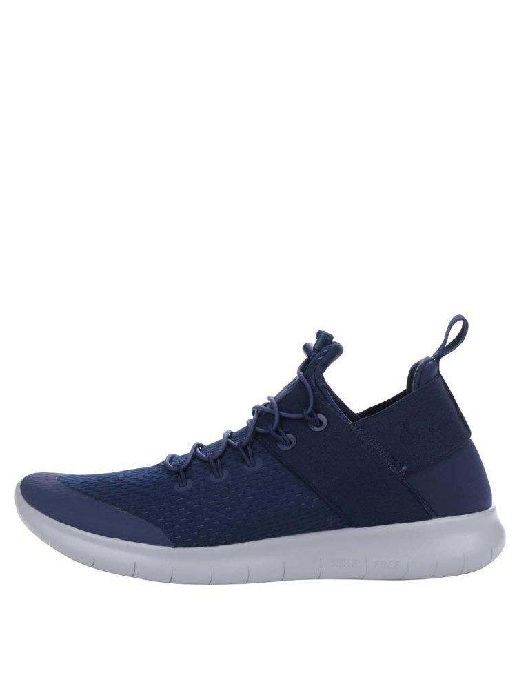 Modré pánské tenisky Nike Free RN Commuter
