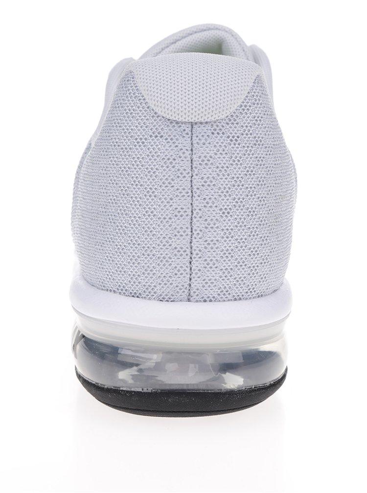 Pantofi sport gri pentru bărbați Nike Air Max