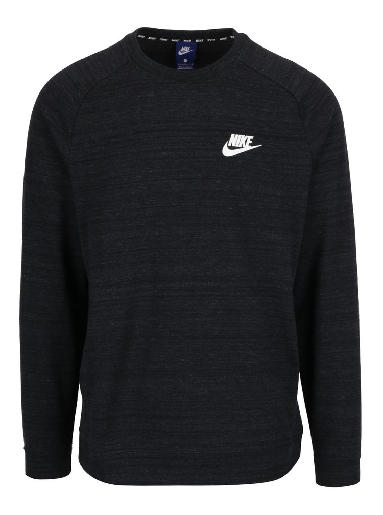 Černá pánská mikina Nike