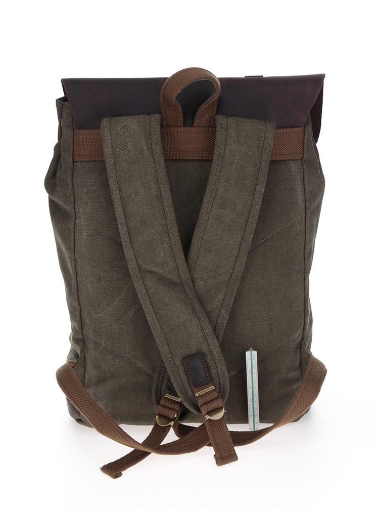 Khaki unisex batoh Urban Bag