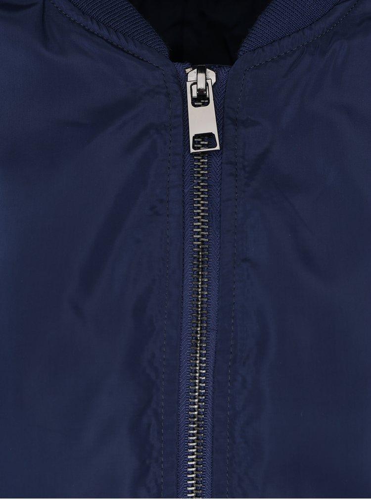 Jachetă bomber bleumarin Haily's Caro