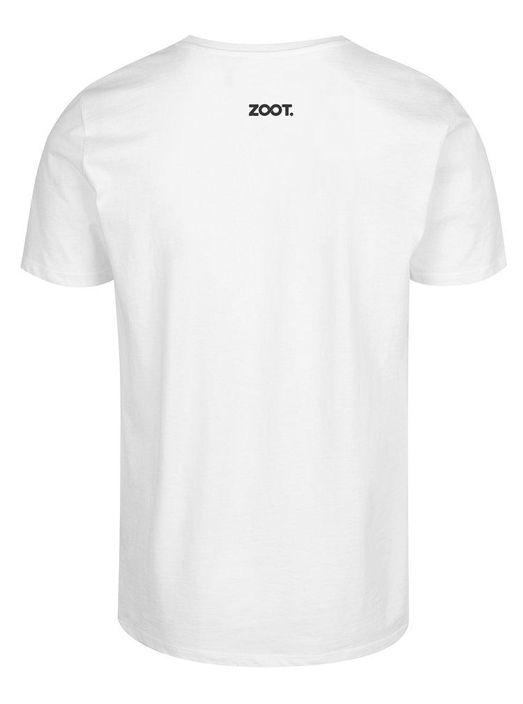 Bílé pánské tričko ZOOT Originál Holky, mám vás rád